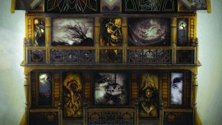 The Osiris Club - The Wine-Dark Sea album artwork