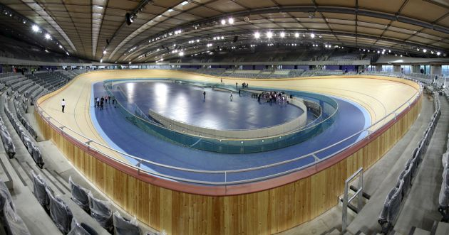 London Olympic velodrome.jpg