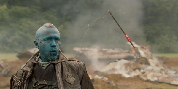 Yondu and arrow Guardians of the Galaxy