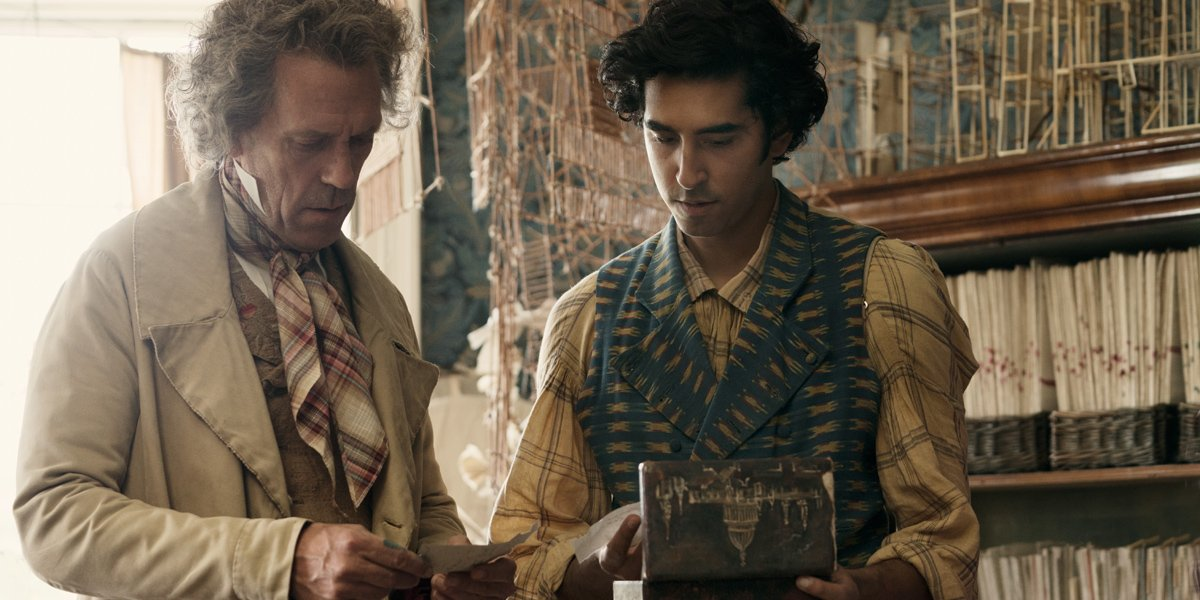 The Personal History Of David Copperfield Hugh Laurie Dev Patel
