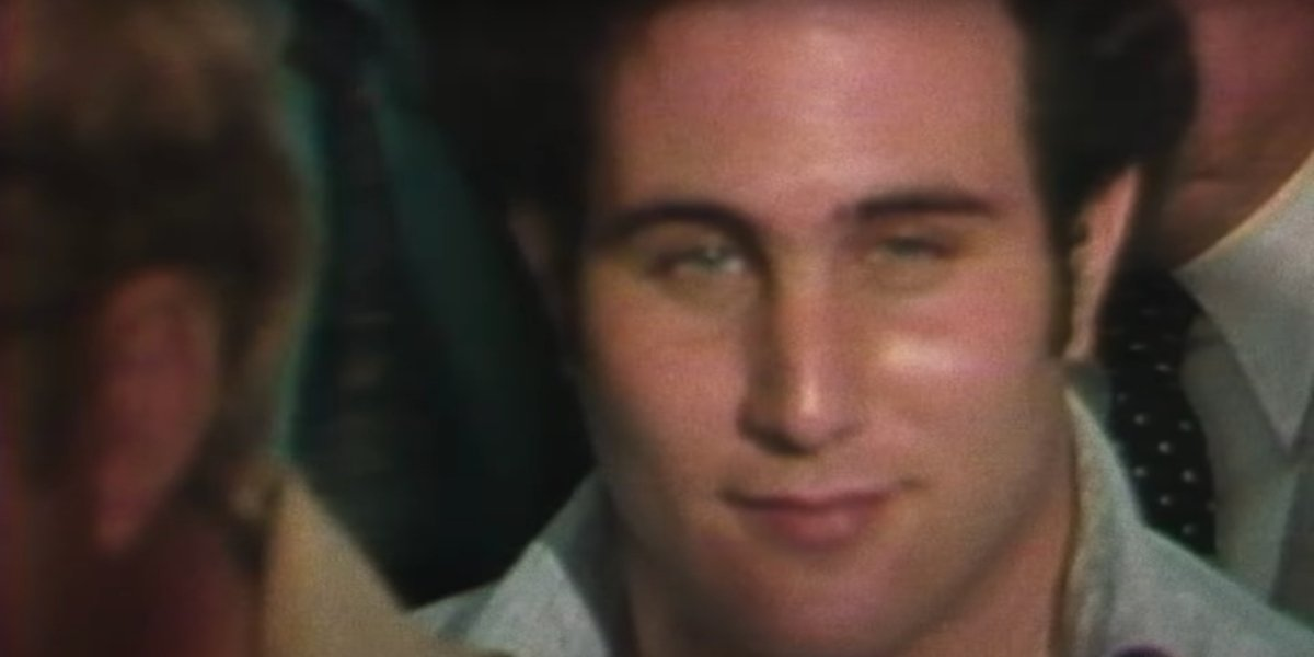 David Berkowitz in The Sons of Sam: Descent into Darkness