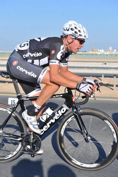 Jeremy Hunt, Tour of Qatar 2010, stage 4
