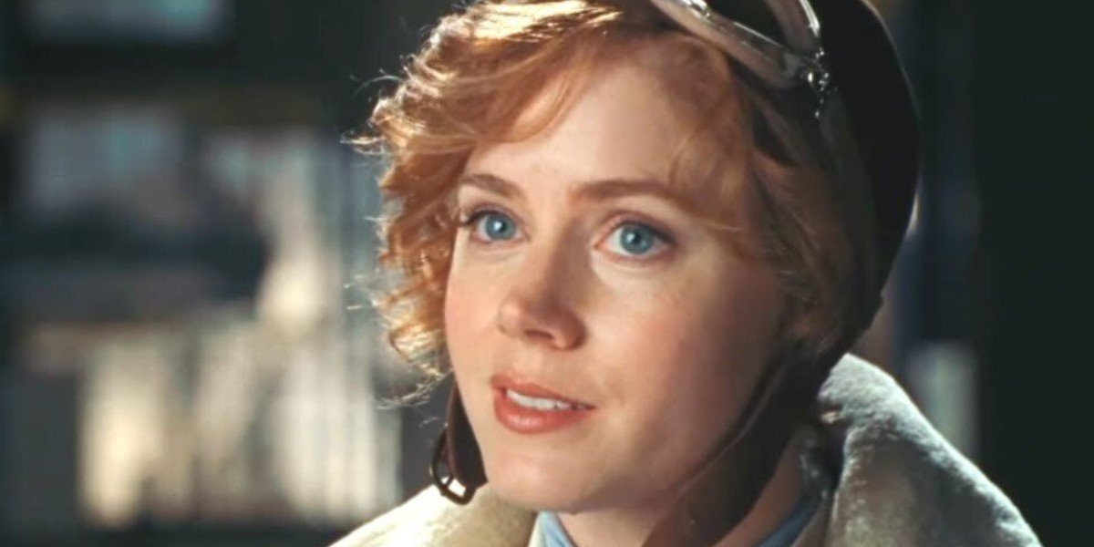 Amy Adams in Night at the Museum: Battle of the Smithsonian