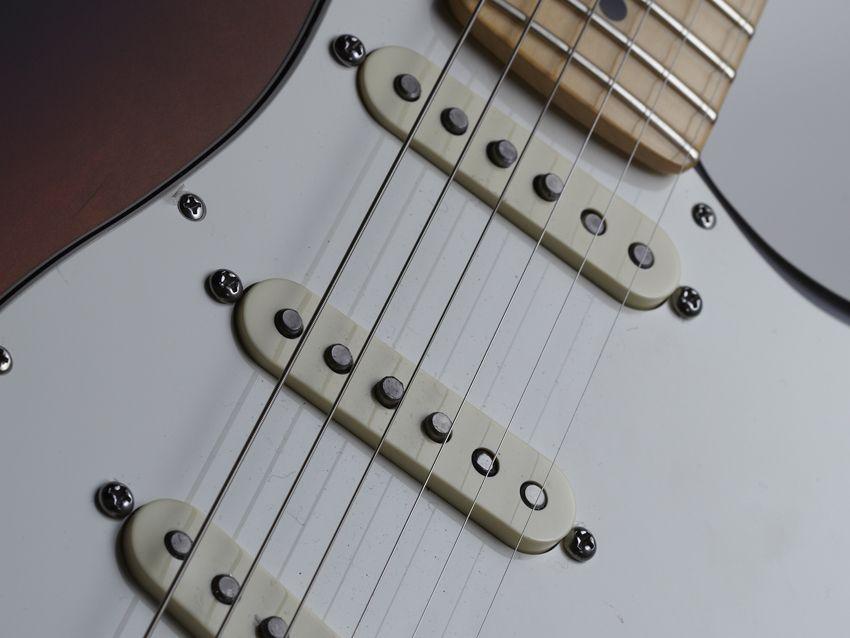 Fender American Standard Stratocaster 2012 review | MusicRadar