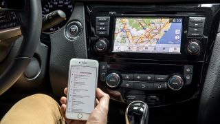 Nissan S Qashqai Gets A Boost With An All New Infotainment System
