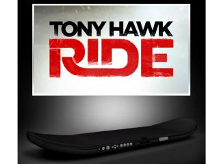 Activision unveils its latest Tony Hawk's game with a digital skateboard peripheral