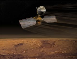 MRO: Delicate Dips into the Martian Atmosphere