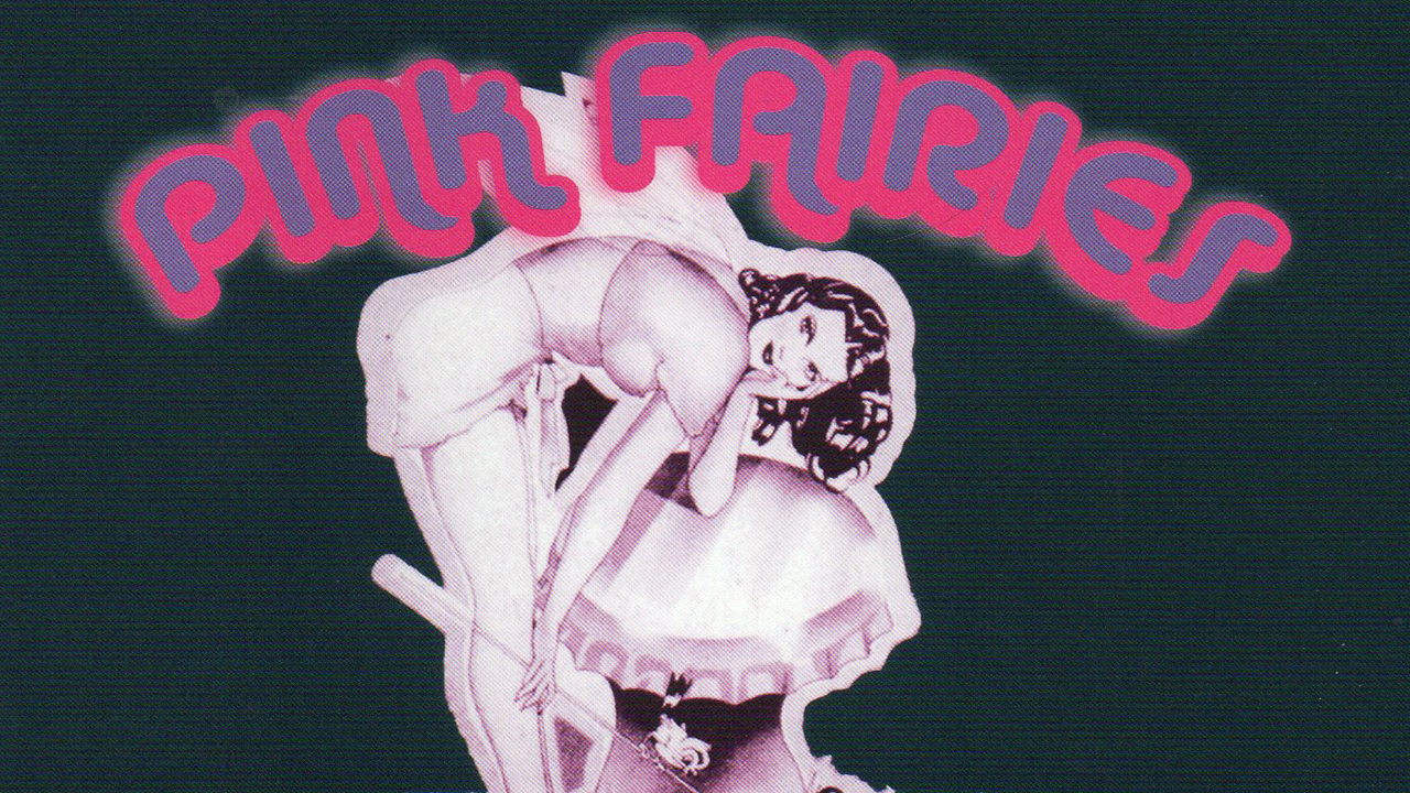 Pink Fairies Polydor albums to be reissued in box set