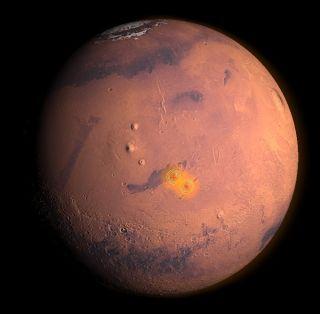NASA's Mars Lander 'Mole' Is Digging Again as Marsquake Mystery Baffles Scientists