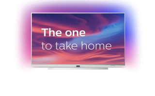 Philips 4K TV 54% off deal today only