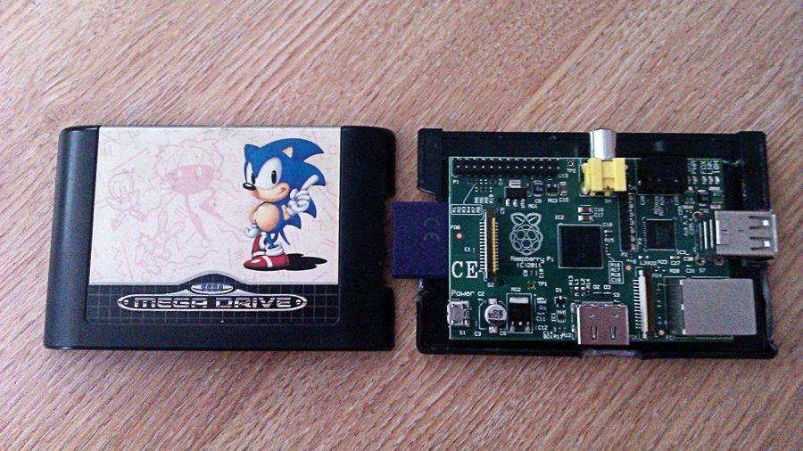 Power retro gaming with a Raspberry Pi