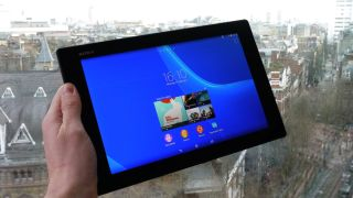Sony Xperia Z2 Tablet price goes toe to toe with iPad Air