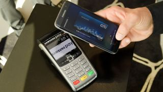 Samsung Pay is now available in Australia