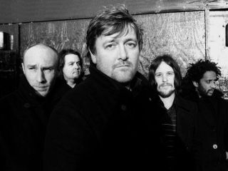 Elbow are winners of the 2008 Mercury Music Prize. Smile?