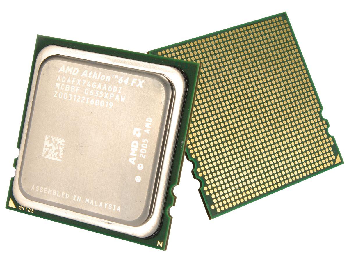 AMD Athlon 64 FX74 review   TechRadar