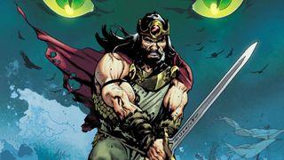 cover of King Conan #1