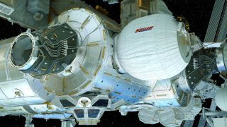 BEAM Inflatable Habitat Image