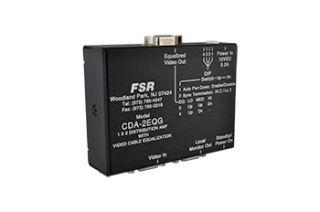 """FSR to Launch Enhanced """"Green"""" D/As"""
