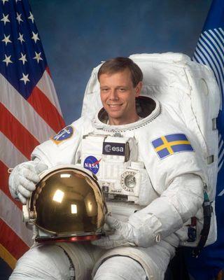 ESA Astronaut Biography: Christer Fuglesang