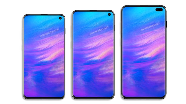 Samsung Galaxy S10 Plus Screen Size Price