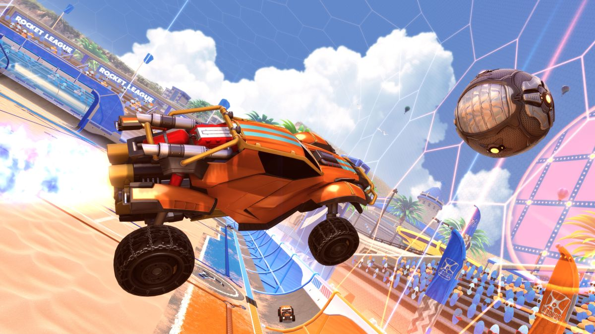 Rocket League players on PC, PS4, Xbox, and Switch can now join the same match