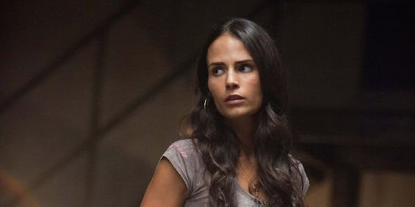 Jordana Brewster as Mia Toretto in Fast Five