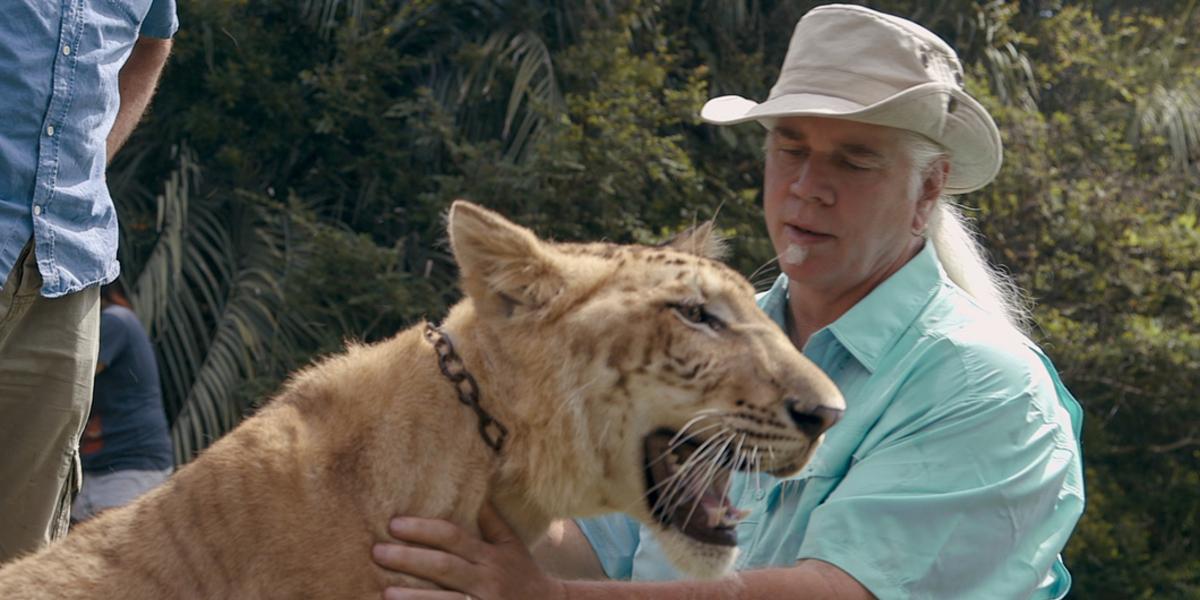 Tiger King Doc Antle Netflix