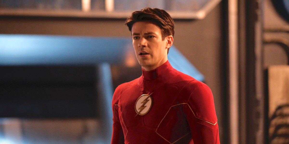 barry allen concerned on the flash season 7
