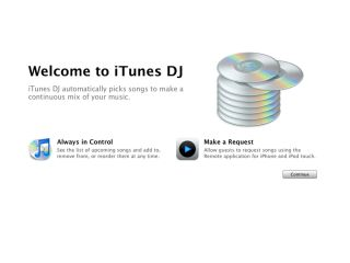 Let iTunes - or your friends - pick the music.