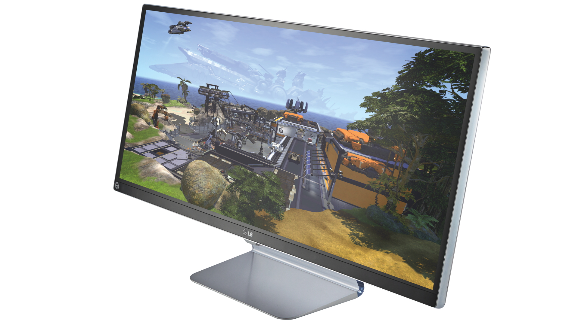 LG's 34-inch 21:9 monitor has convinced me that ultrawide is
