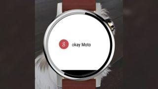 The Moto 360 v2