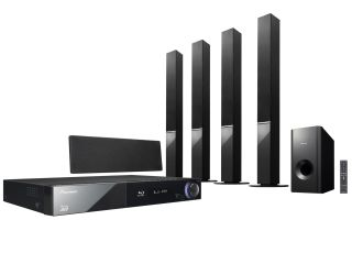 Pioneer launches four new Blu-ray home cinema systems