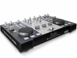 Will pro DJs warm to the Control Steel?