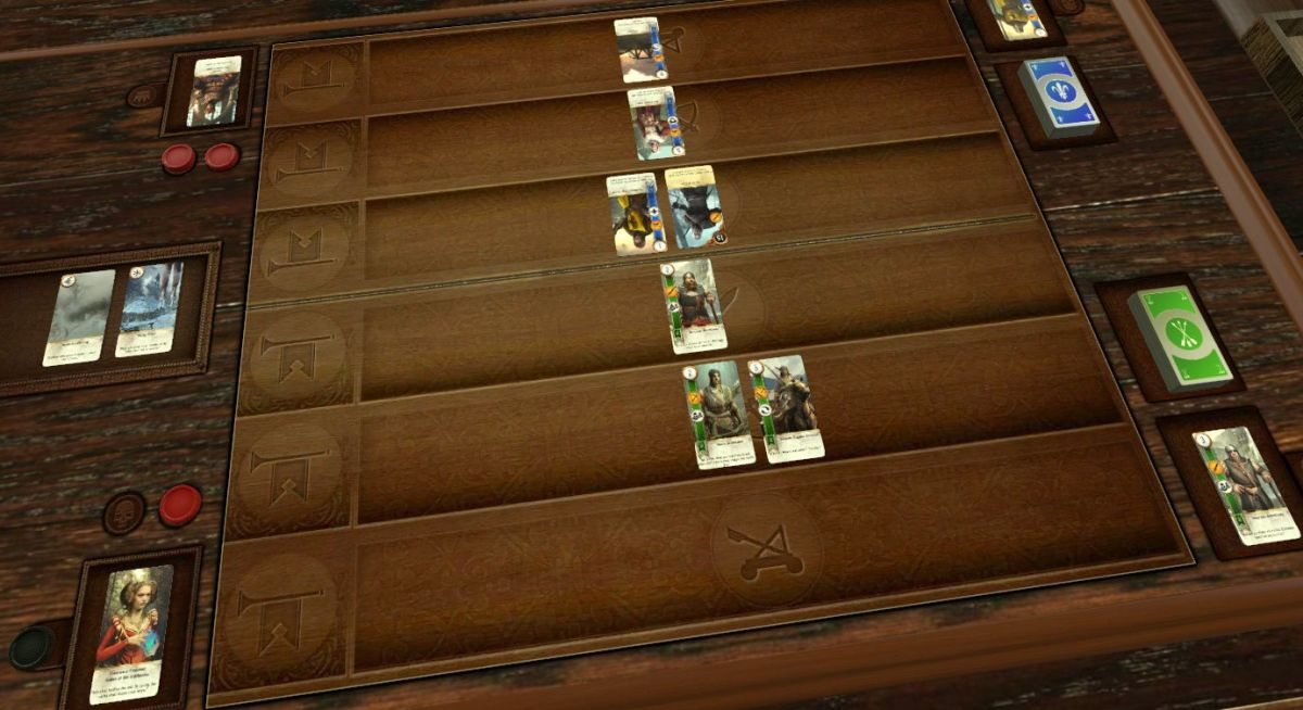 table top simulator background panoramic unofficial gwent mod comes to tabletop simulator pc gamer