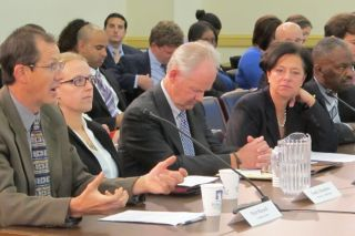 Congressional Safe Climate Caucus forum