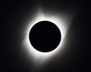 Madras Solar Eclipse