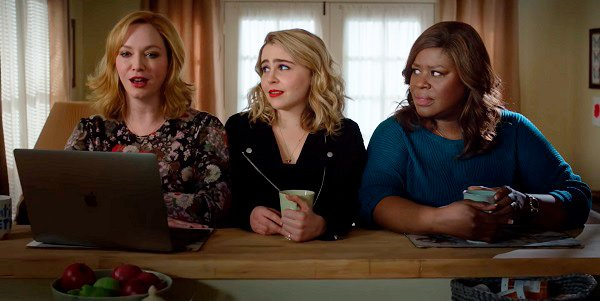 Beth Annie Ruby Christina Hendricks Mae Whitman Retta Good Girls NBC