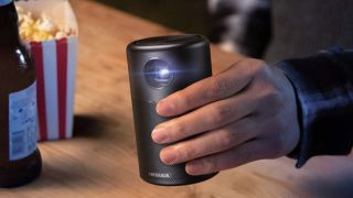 Save 40% on the Nebula Capsule mini projector on Amazon Prime Day