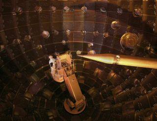 Friendly 'Death Star' Laser to Recreate Sun's Power