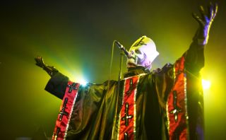 Ghost live at Manchester Academy, 2011