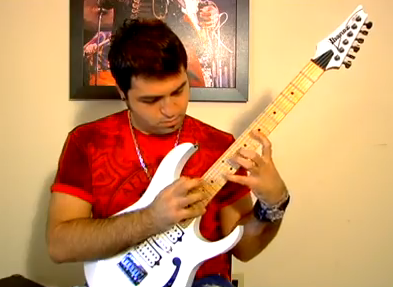 Betcha Can't Play This: Tapping and Flexing with Tony Smotherman