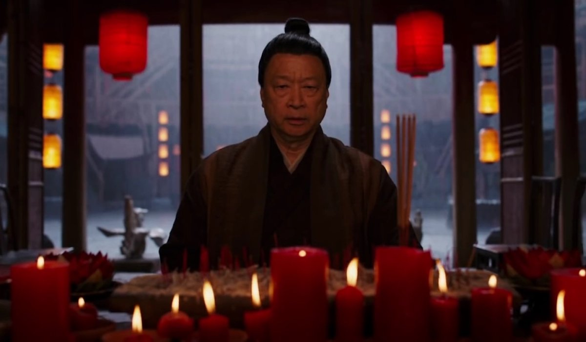 Tzi Ma as Mulan's father in 2020 remake