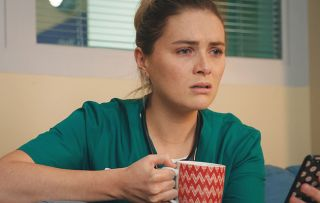 Chelsea Halfpenny, Casualty