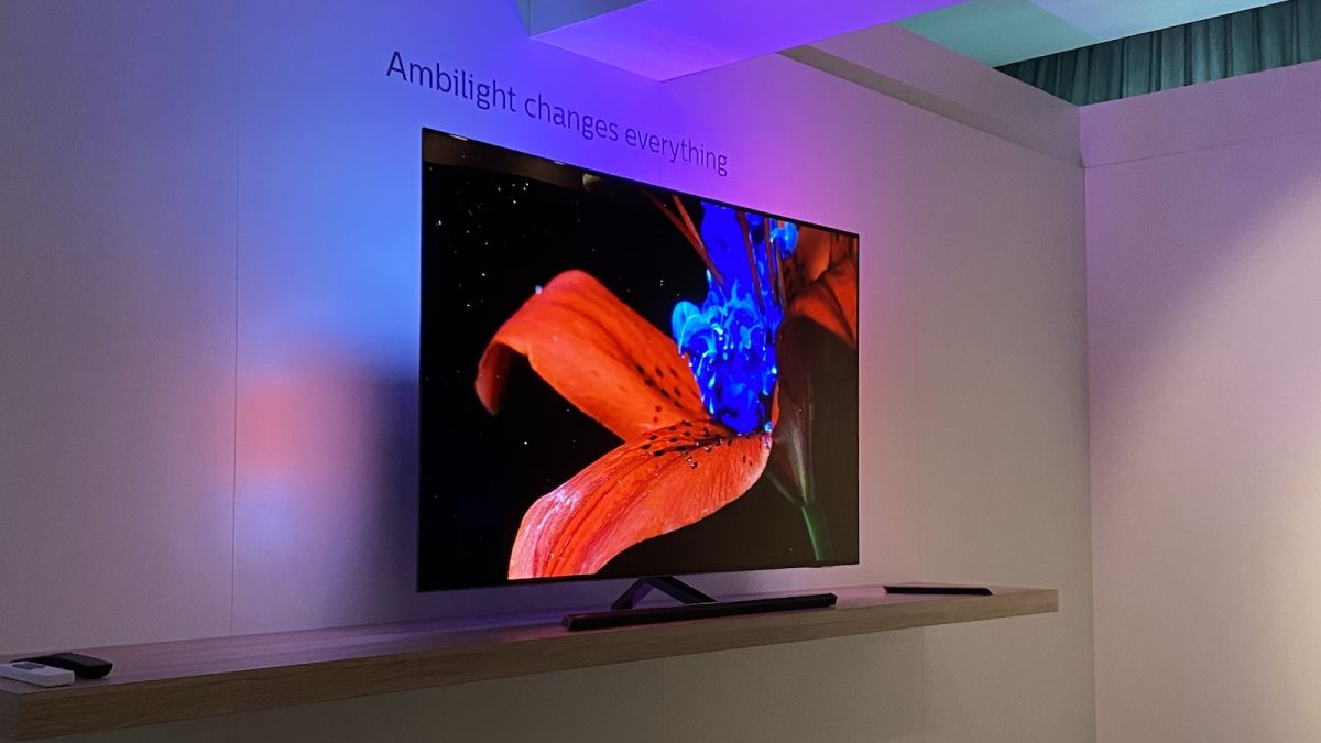 Hands on: Philips OLED805/OLED855 review