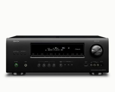 Denon AVR-1912 Review - Pros, Cons and Verdict | Top Ten Reviews