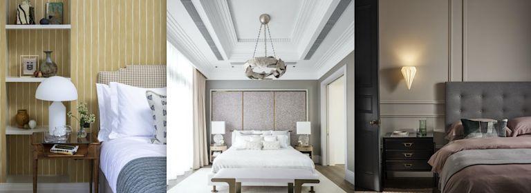 Bedroom lighting trends