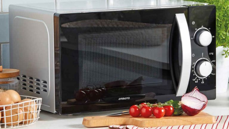 Aldi offers this week: kitchen appliances microwave
