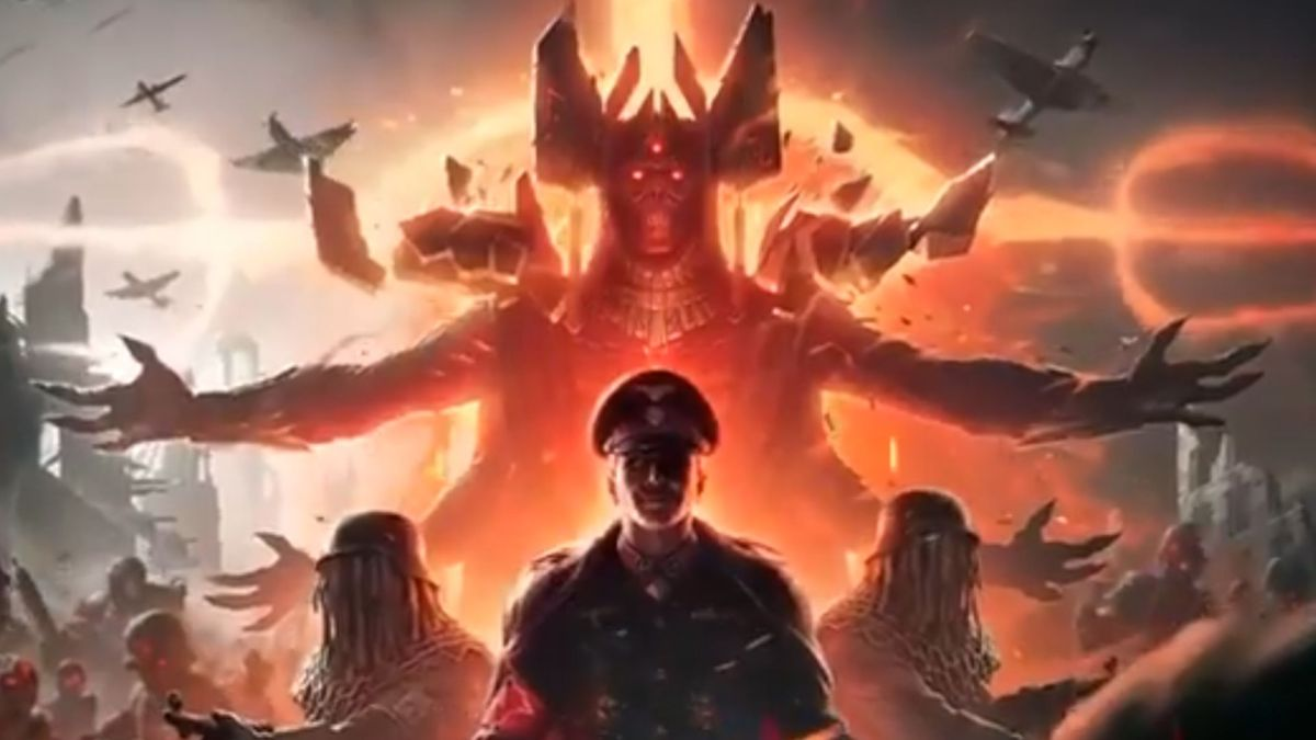 The Call of Duty: Vanguard Zombies trailer has leaked – Gamesradar