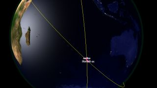 In September 2019, ESA's wind-monitoring satellite Aeolus came dangerously close to one of SpaceX's Starlink spacecraft. The space agency had to conduct an avoidance manoeuvre to prevent the collision.