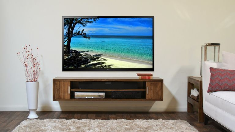 best tv wall mounts 2018 get your television wall mounted t3 rh t3 com hanging tv on the wall in a rental tv hanging on wall height